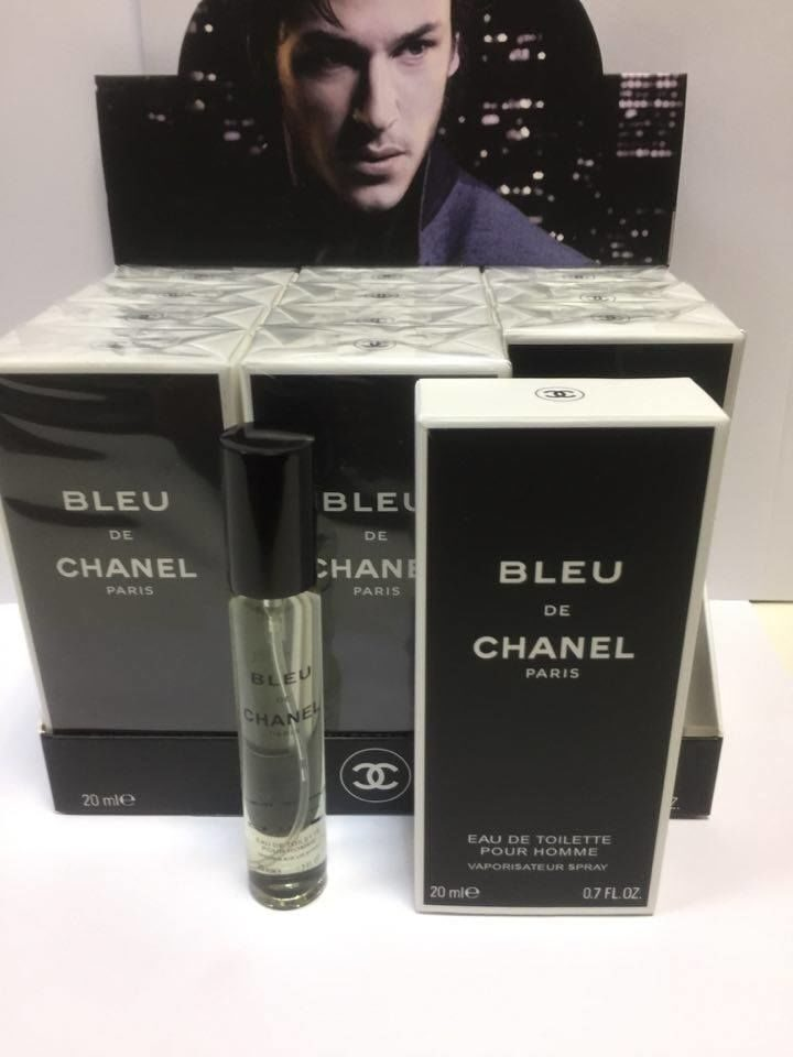 СПРЕЙ   CHANEL BLEU DE CHANEL  20ml