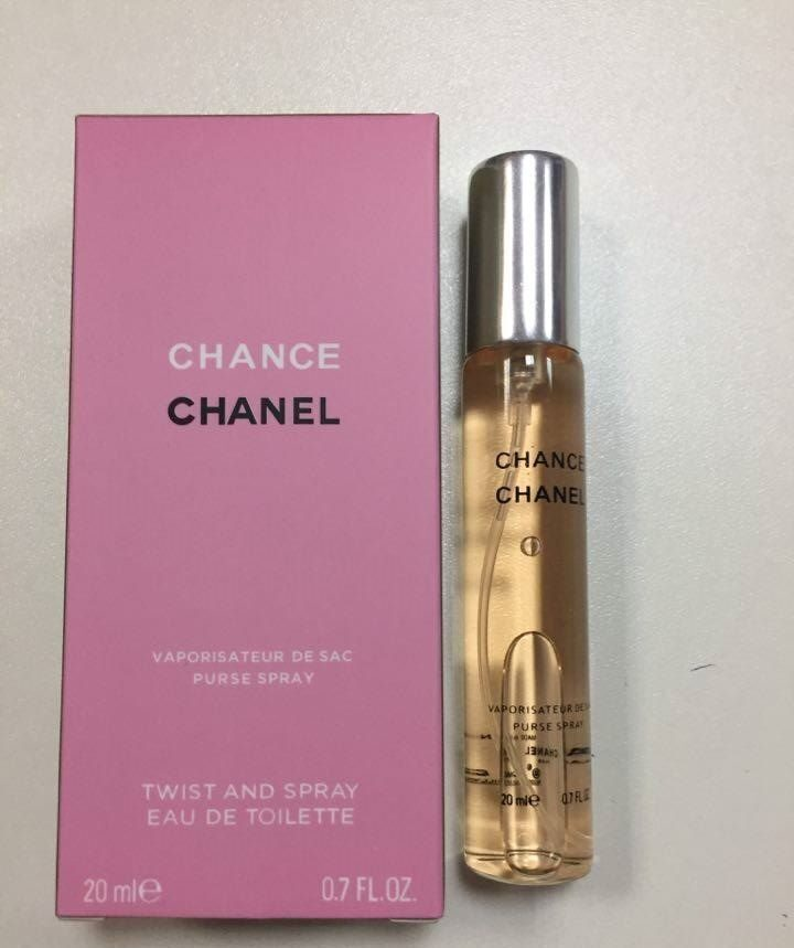 СПРЕЙ  Chanel Chance for Woman EDT  20ml