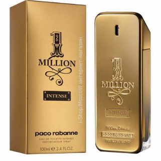1 MILLION INTENSE paco rabanne 100ml