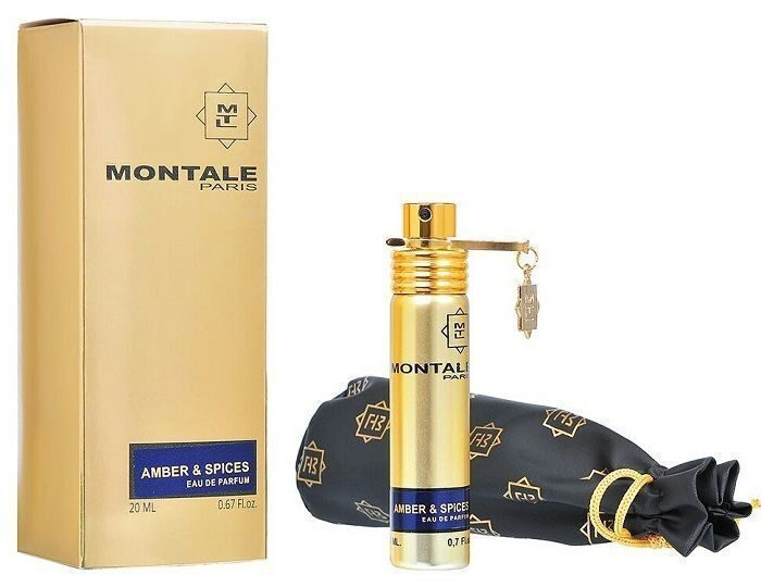 MONTALE AMBER & SPICES 20ml