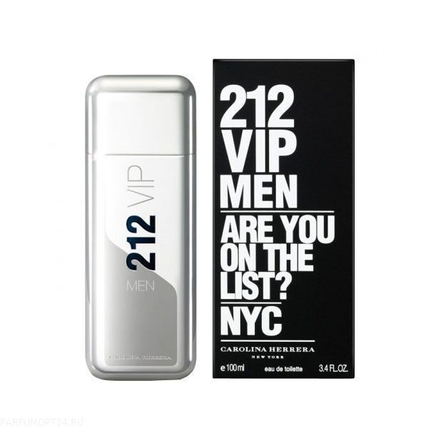 Carolina Herrera  -212 Vip Men