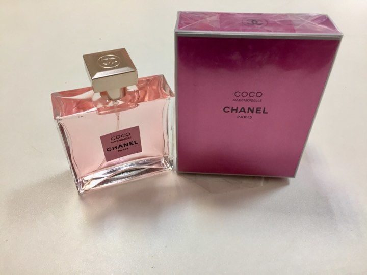 COCO MADEMOISELLE CHANEL PARIS 100ml