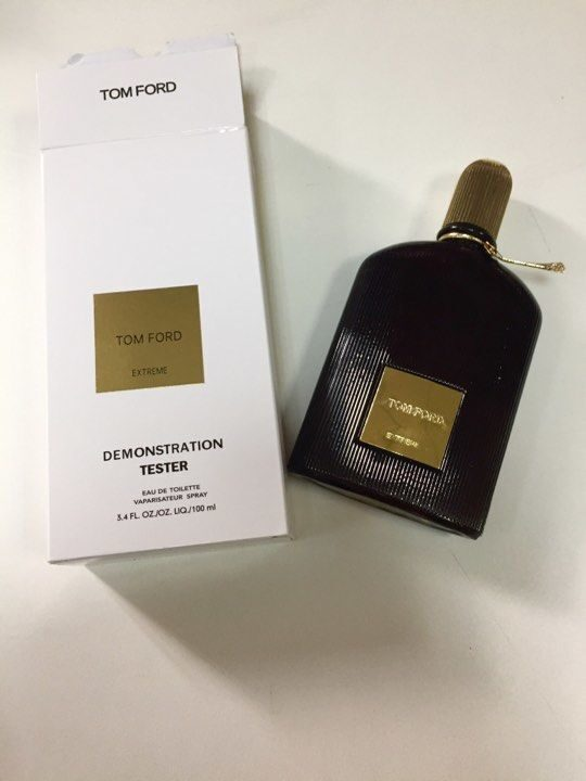 Тестеры TOM FORD EXTREME DEMONSTRATION TESTER 100ML