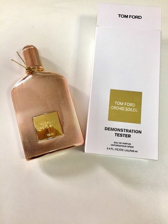 Тестеры TOM FORD ORCHID SOILEIL  100ML