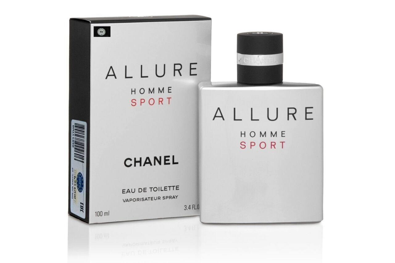 Оригинал Chanel Allure Homme Sport 100 ml