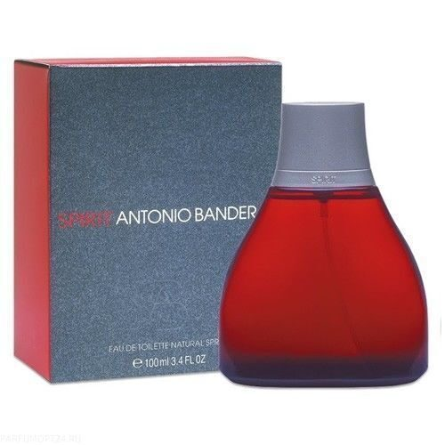Antonio Banderas  -Spirit For Men