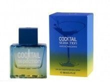 ANTONIO BANDERAS - COCKTAIL SEDUCTION IN BLUE - 100 ML