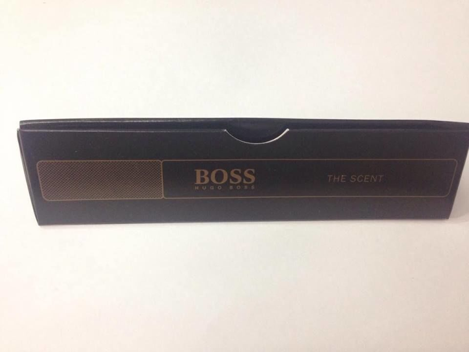 BOSS hugo boss the scent 15ml