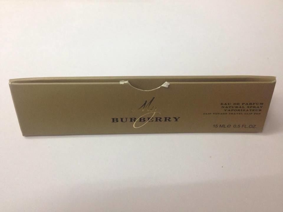 BURBERRY MY 15ML