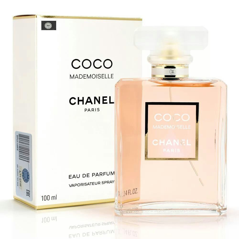 Оригинал Chanel Coco Mademoiselle 100 ml