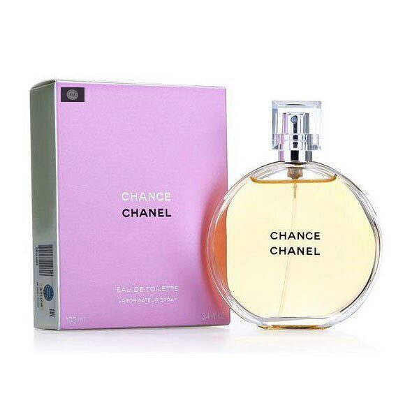Оригинал Chanel Chance eau de toilette 100 ml