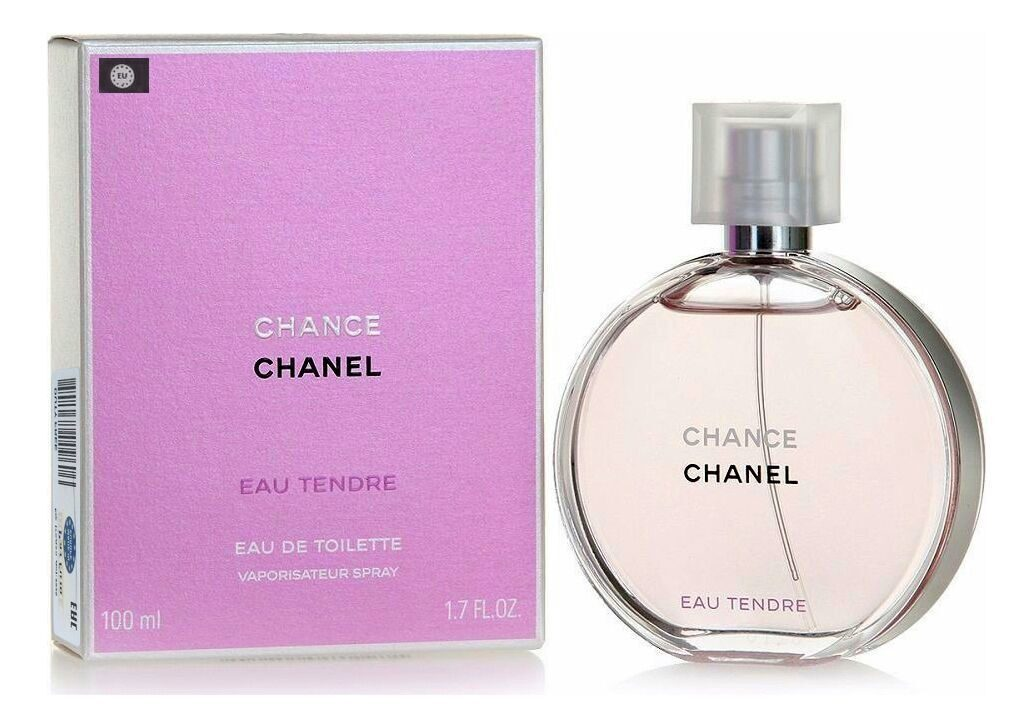 Оригинал Chanel Chance Eau Tendre 100 ml