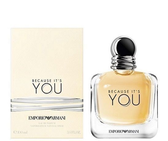 Giorgio Armani Emporio Because it s you  100ML