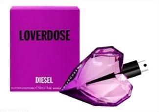 Diesel Loverdose woman 75 ml