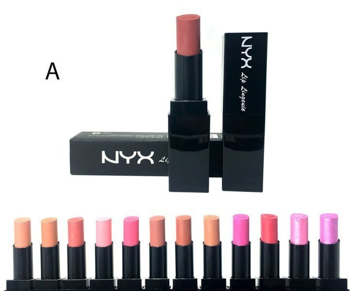 NYX  Lip linguine A 12 шт