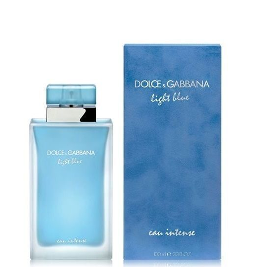 Dolce&Gabbana Light Blue Eau Intense 100ML