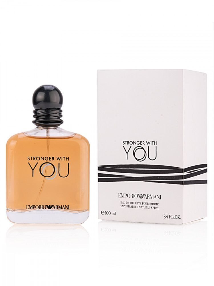 Тестеры Giorgio Armani Emporio Armani Stronger With you 100ML