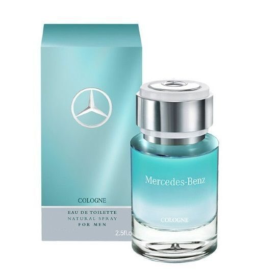 Mercedes.Benz Cologne 120ml