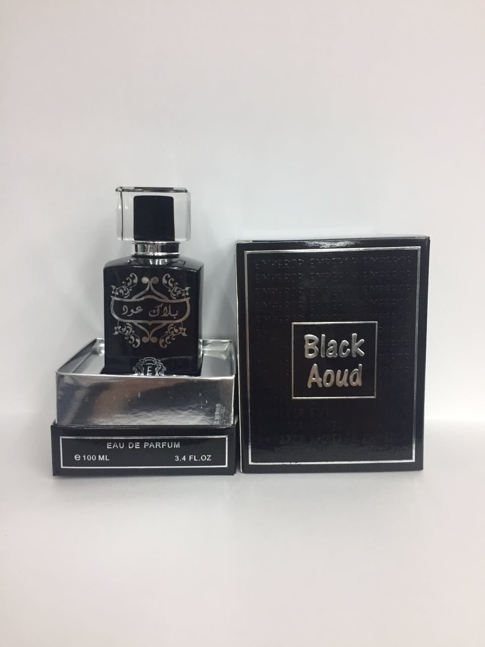 """Black Aoud"" Eau de Parfum For Men\100ml"
