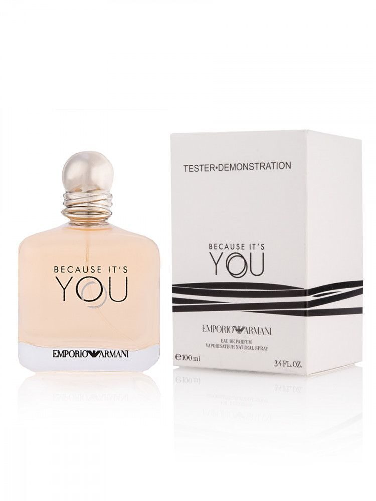 Тестеры Giorgio Armani Emporio Because it s you 100ML