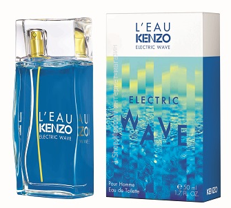 l'eau kenzo electric wave for men 100ml