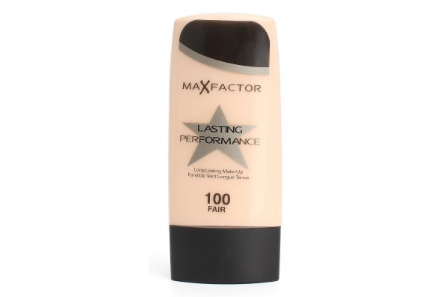MAX FACTOR LASTING PERFORMANCE 100