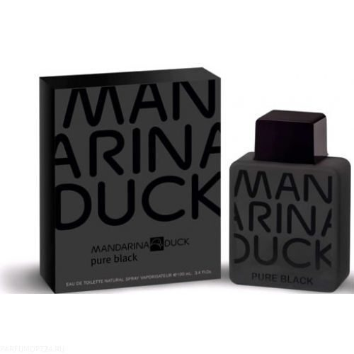 Mandarina Duck  -Pure Black
