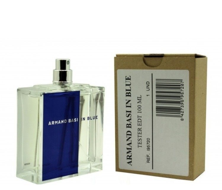 ТЕСТЕРЫ  Armand Basi In Blue 100ml