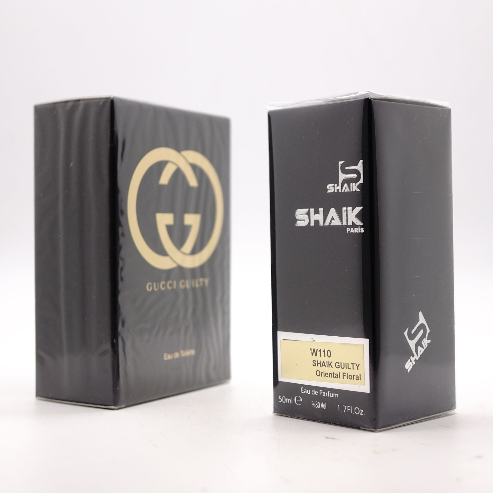 SHAIK W 110 (GUCCI GUILTY FOR WOMEN) 50ml