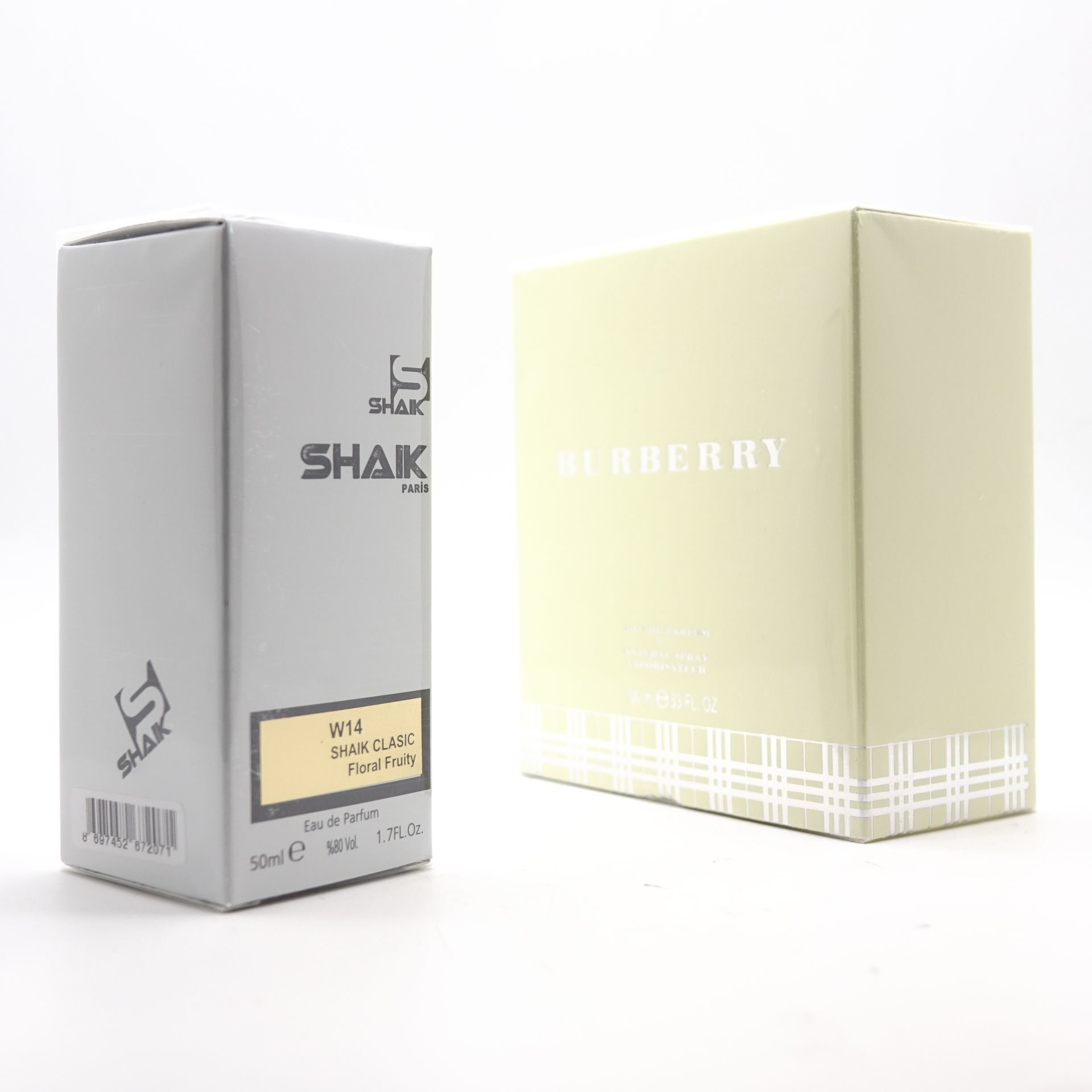 SHAIK W 14 (BURBERRY FOR WOMEN) 50ml