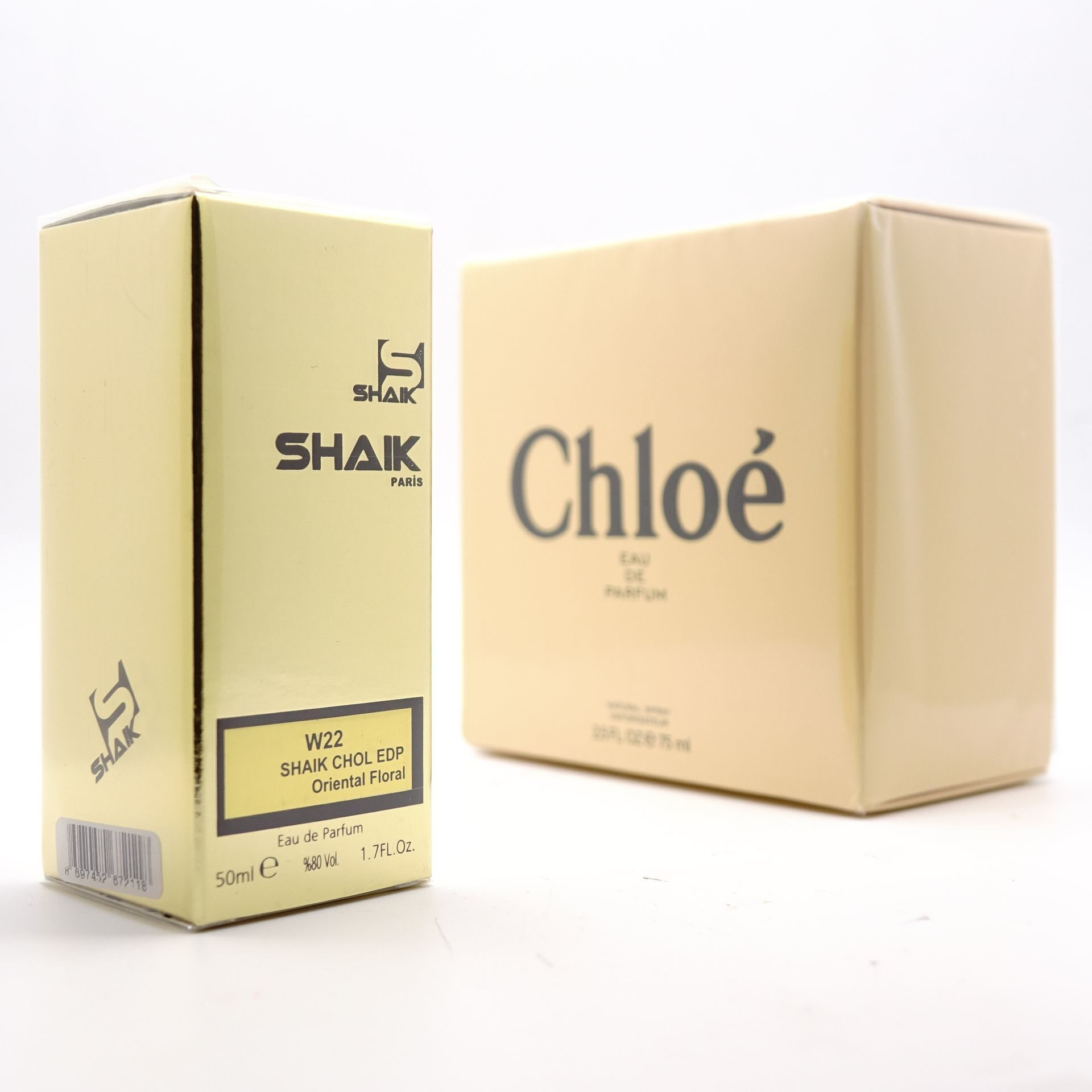 SHAIK W 22 (CHLOE EAU DE PARFUM FOR WOMEN) 50ml