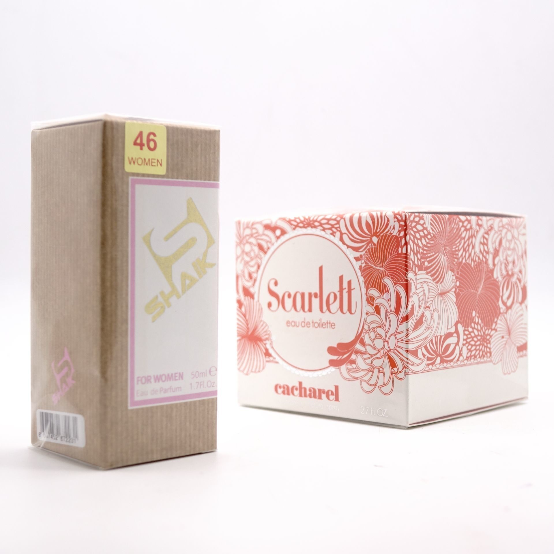 SHAIK W 46 (CACHARELSCARLETT FOR WOMEN) 50ml
