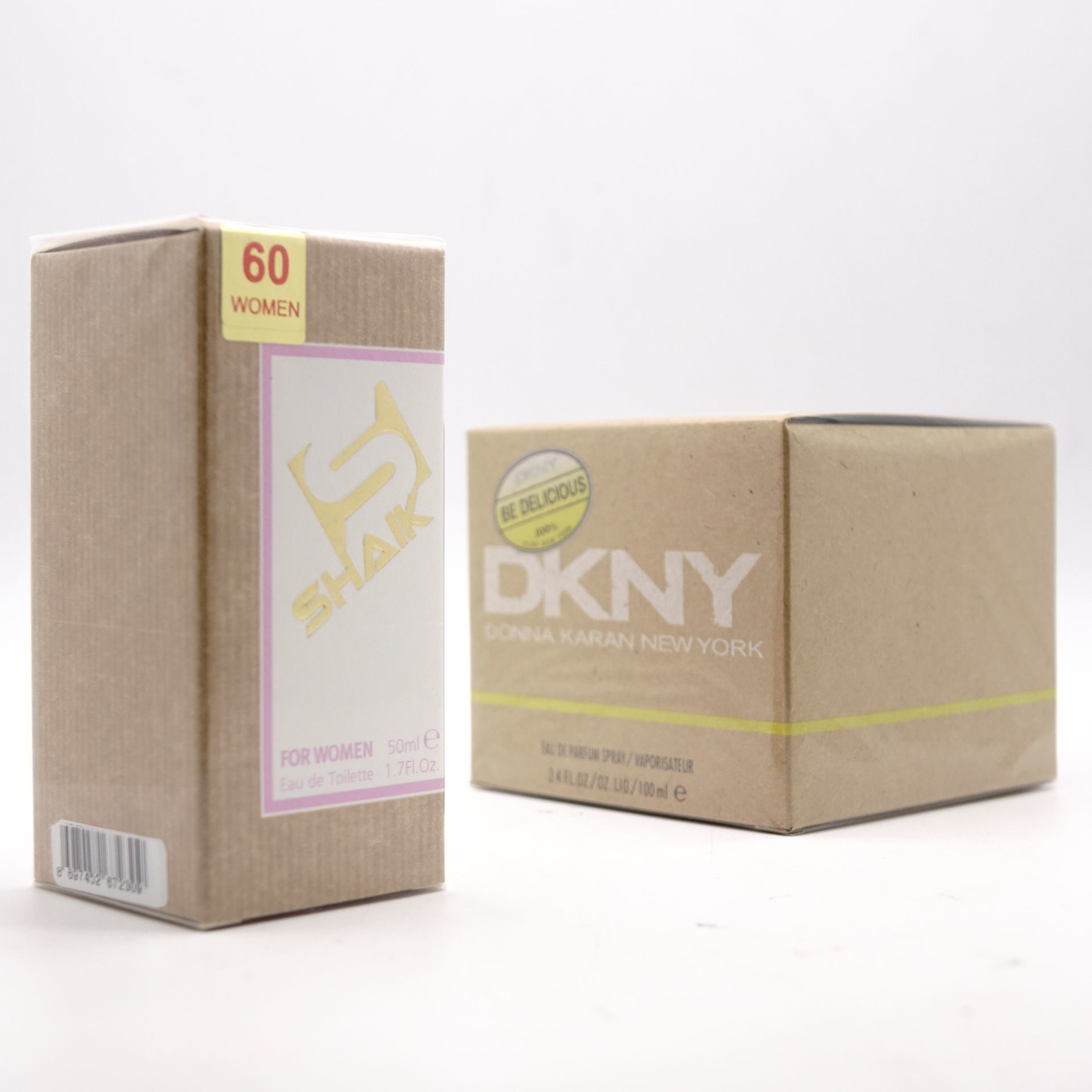 SHAIK W 60 (DKNY BE DELICIOUS FOR WOMEN) 50ml
