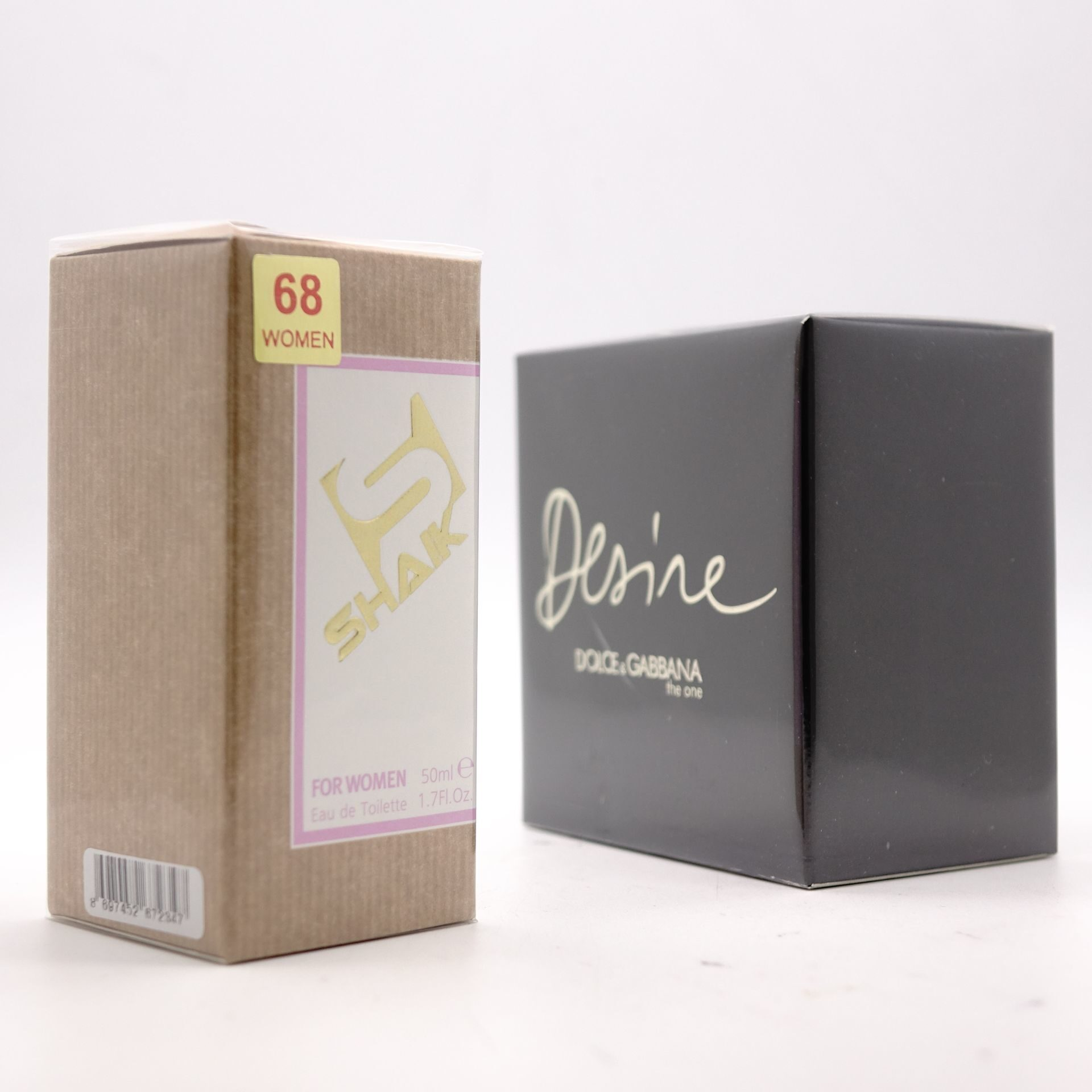 SHAIK W 68 (D&G THE ONE DESIRE FOR WOMEN) 50ml