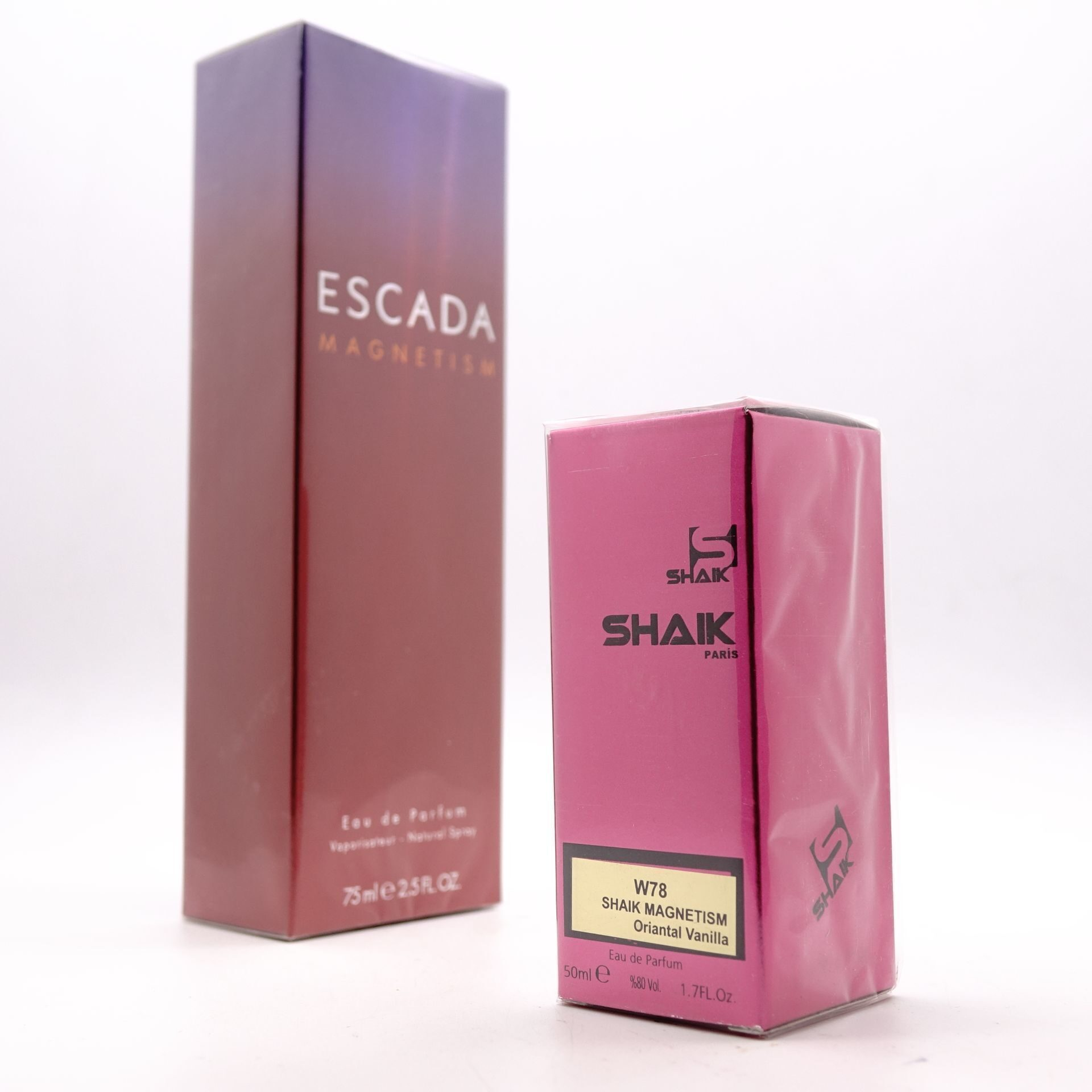 SHAIK W 78 (ESCADA MAGNETISM FOR WOMEN) 50ml