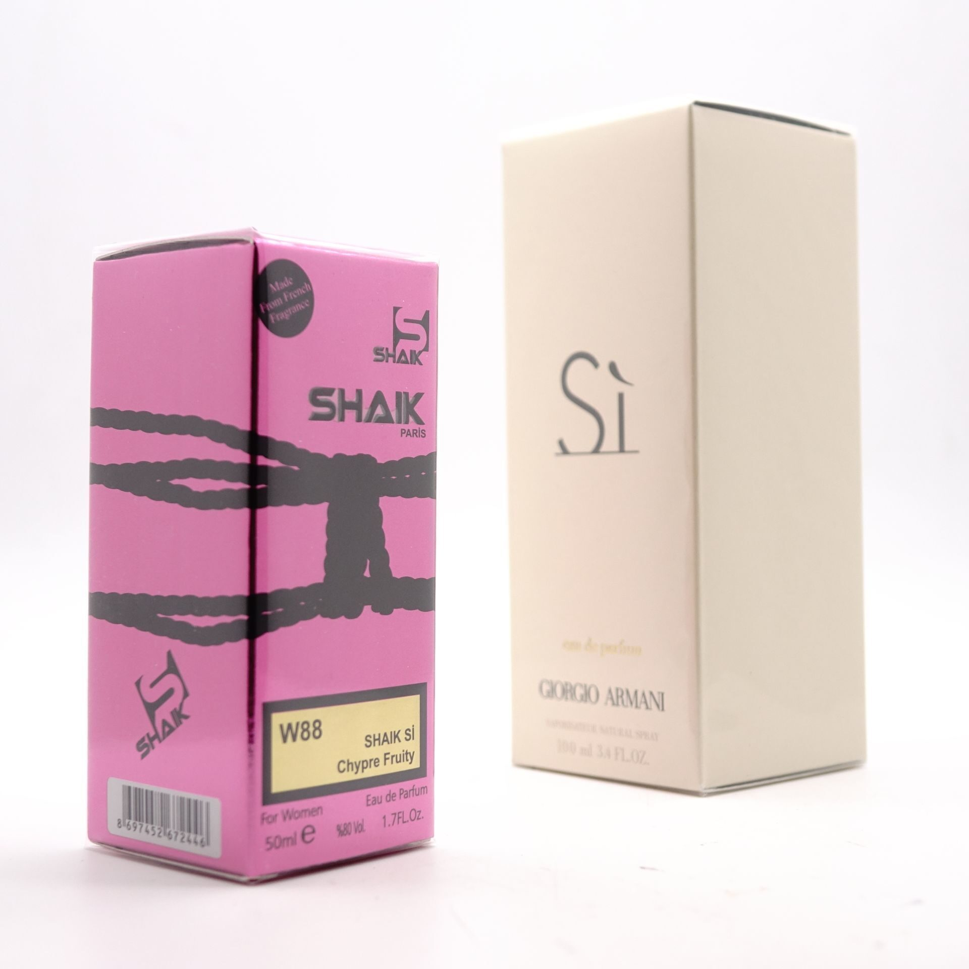 SHAIK W 88 (GIORGIO ARMANI SI FOR WOMEN) 50ml