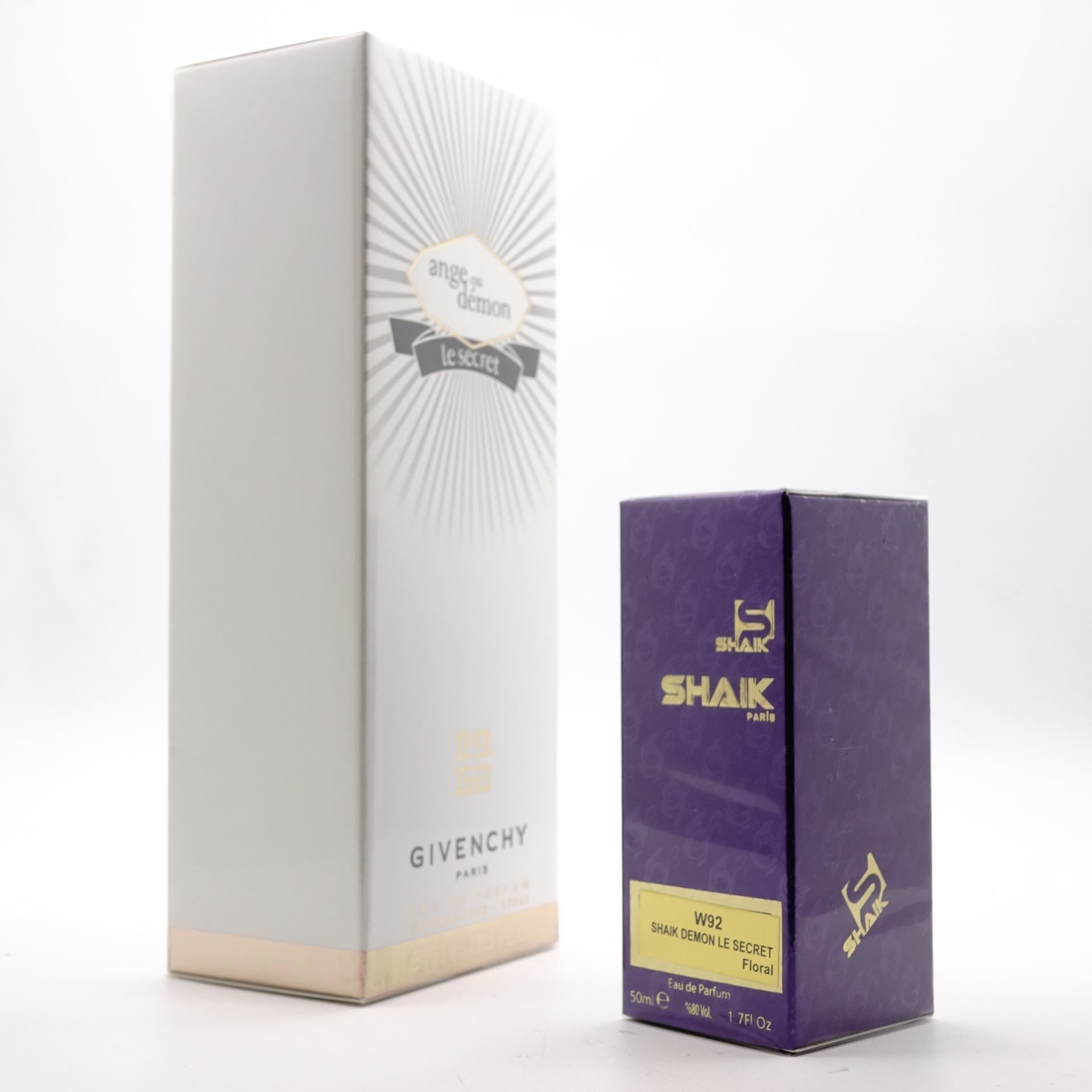 SHAIK W 92 (GIVENCHY ANGE OU DEMON LE SECRET FOR WOMEN) 50ml