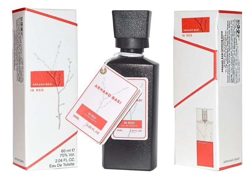 Armand Basi In Red 60ML