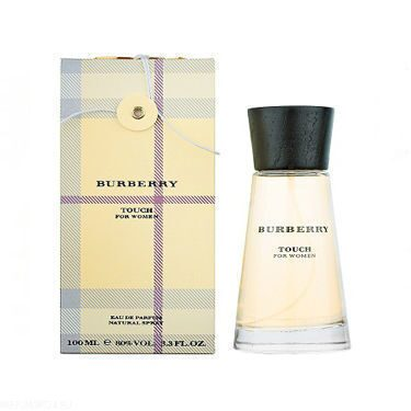 Туалетные духи, Burberry, Touch for women, 100ml