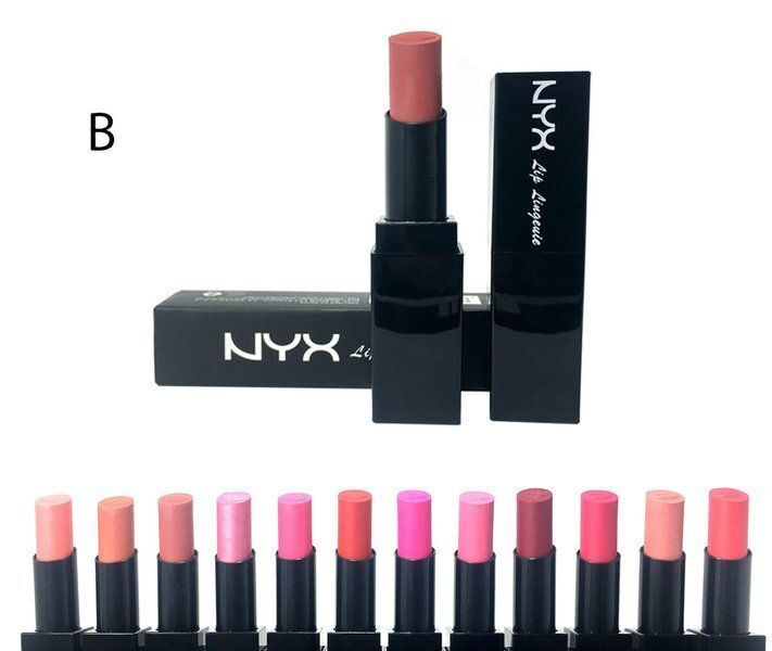 NYX  Lip linguine B 12 шт