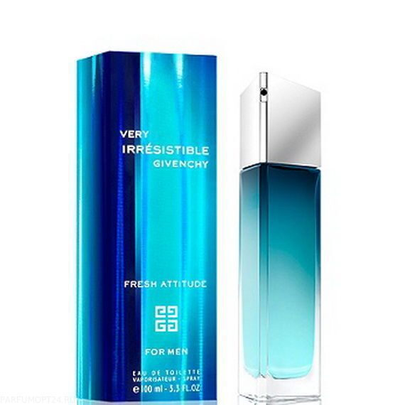 Givenchy  -Very Irresistible Givenchy Fresh Attitude
