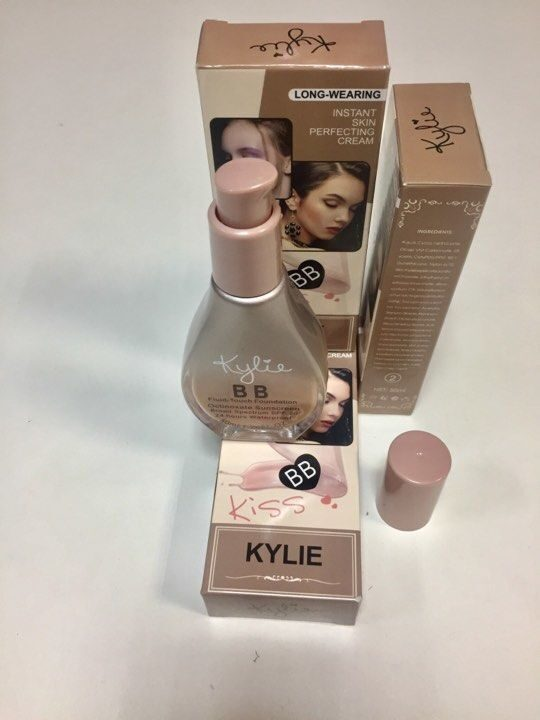 KYLIE ВВ LONG -WEARING  INSTANT SKIN PERFECTING CREAM  50ML № 1