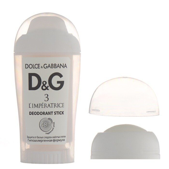 Дезодорант-стик D&G Imperatrice 40 ml. for woman