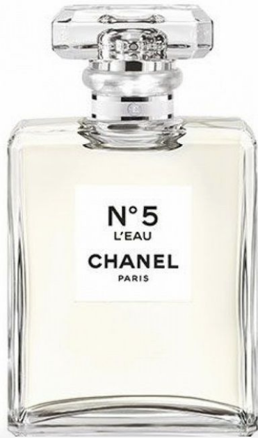 *CHANEL № 5 L EAU  paris 100ML