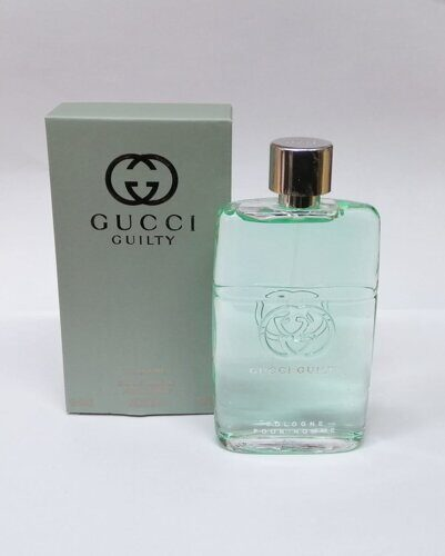 Тестер GUCCI GUILTY COLOGNE POUR HOMME 100 ml.