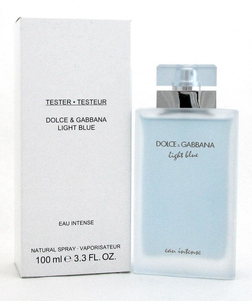 (тестер)Dolce&Gabbana Light Blue Eau Intense 100ML
