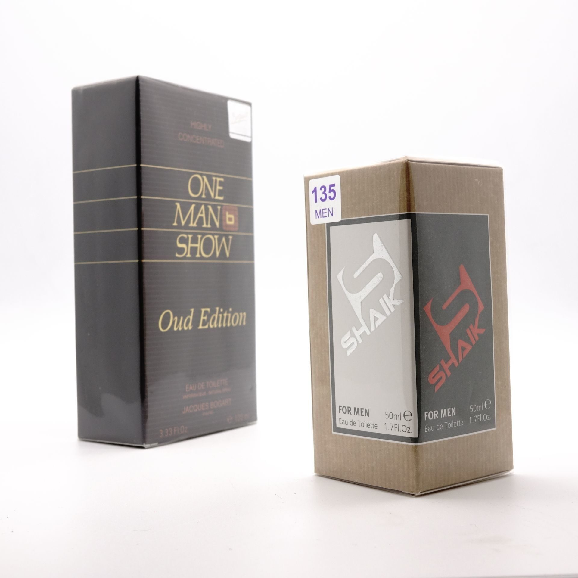 SHAIK M 135 (JACQUES BOGART ONE MAN SHOW) 50ml