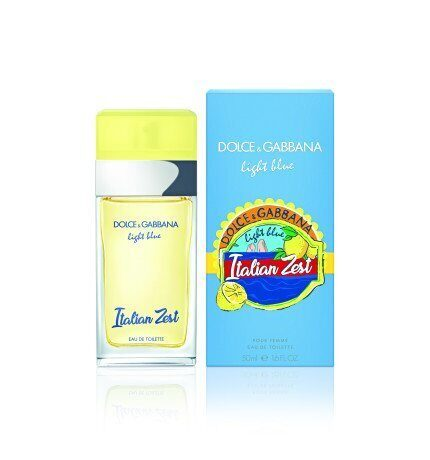 Dolce & Gabbana Light Blue Italian Zest (ж) 100 ml