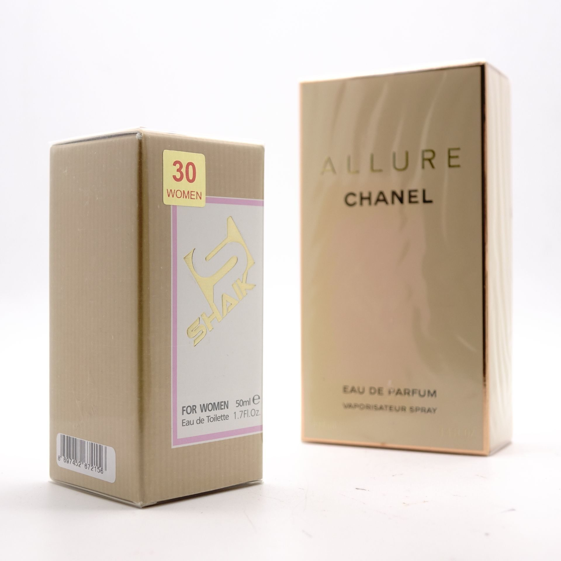 SHAIK W 30 (CHANEL ALLURE FOR WOMEN) 50ml