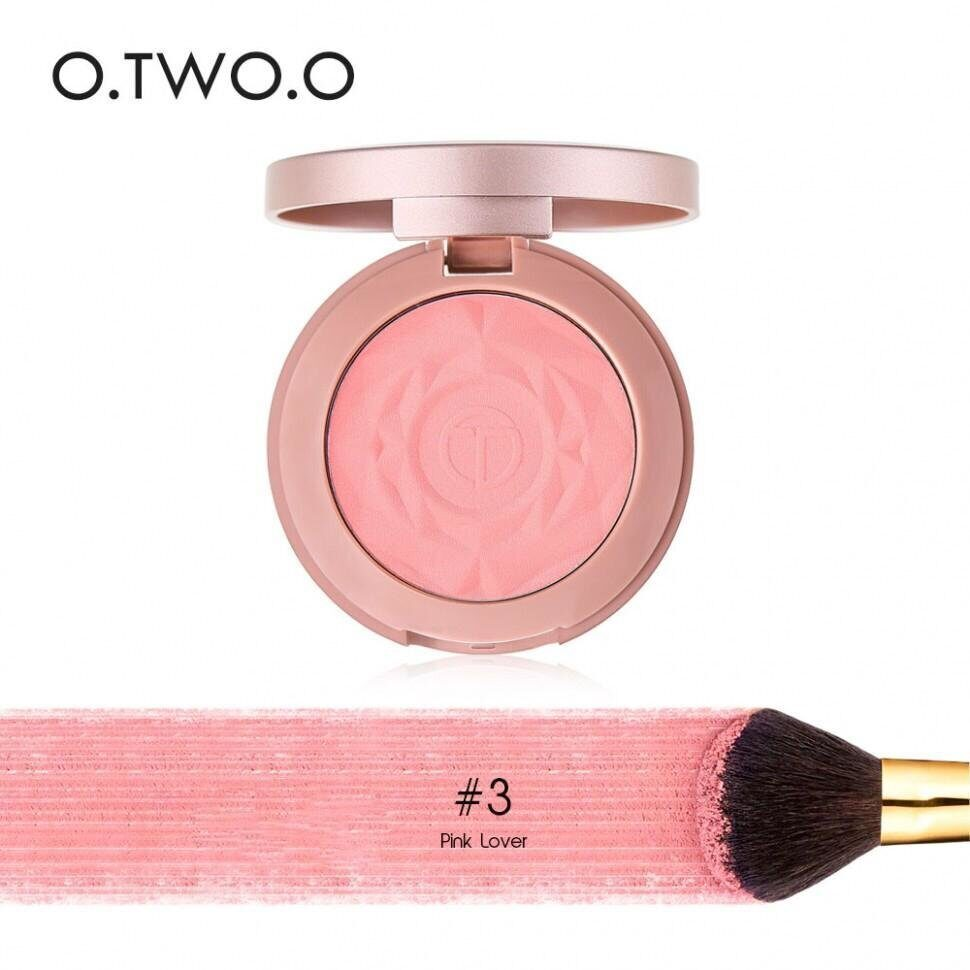 Румяна O.TWO.O № 3 Pink Lover
